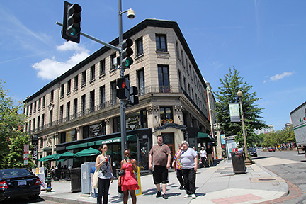 U Street Also Known As The Corridor Is A Commercial And Residential Neighborhood In Northwest Washington D C With Many S Restaurants